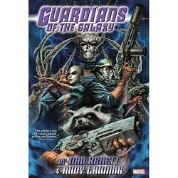 Guardians of the Galaxy Omnibus - (Hardcover)