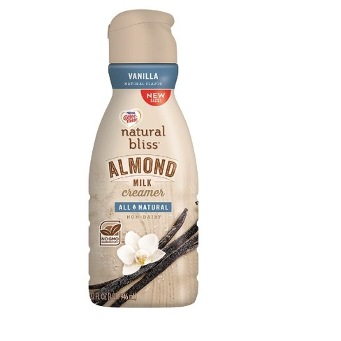 Coffee Mate Natural Bliss Vanilla Almond Milk Creamer - 32 fl oz - image 1 of 1