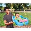 Little Tikes 2-in-1 Snug and Secure Swing - Blue - image 4 of 4