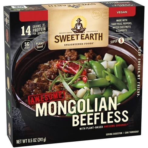 Sweet Earth Awesome Mongolian Beefless Bowl - 8.5oz - image 1 of 3