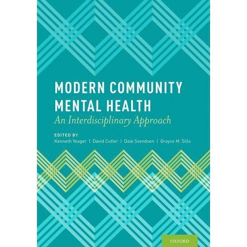 Modern Community Mental Health - (Hardcover) - image 1 of 1