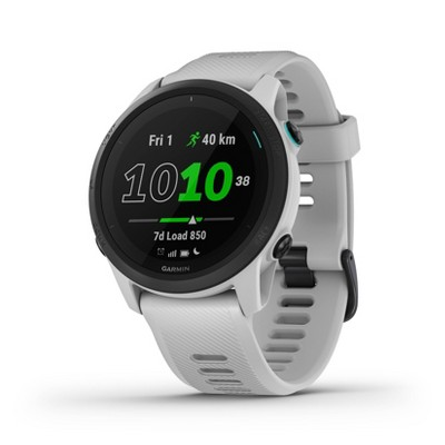 Garmin Forerunner 745 GPS Running and Triathlon Smartwatch - Whitestone