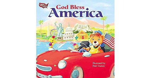 God Bless America (Hardcover) - image 1 of 1