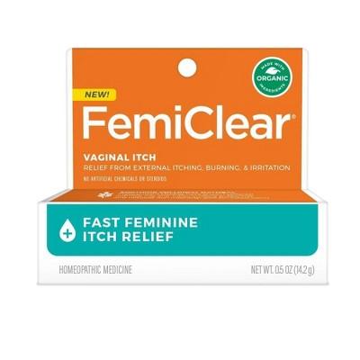 FemiClear Anti-Itch Treatment