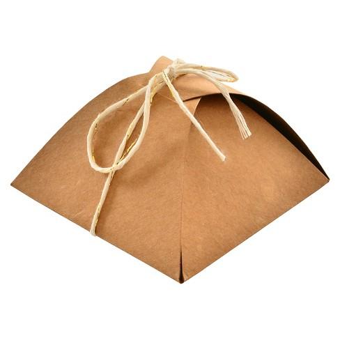 40ct Rustic Wedding Favor Box Target