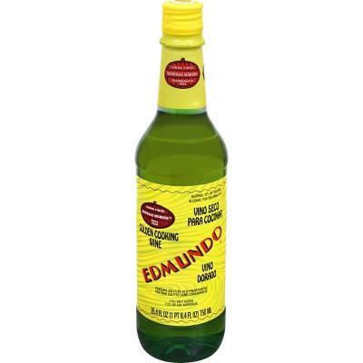 Edmundo Golden Cooking Wine - 25 fl oz