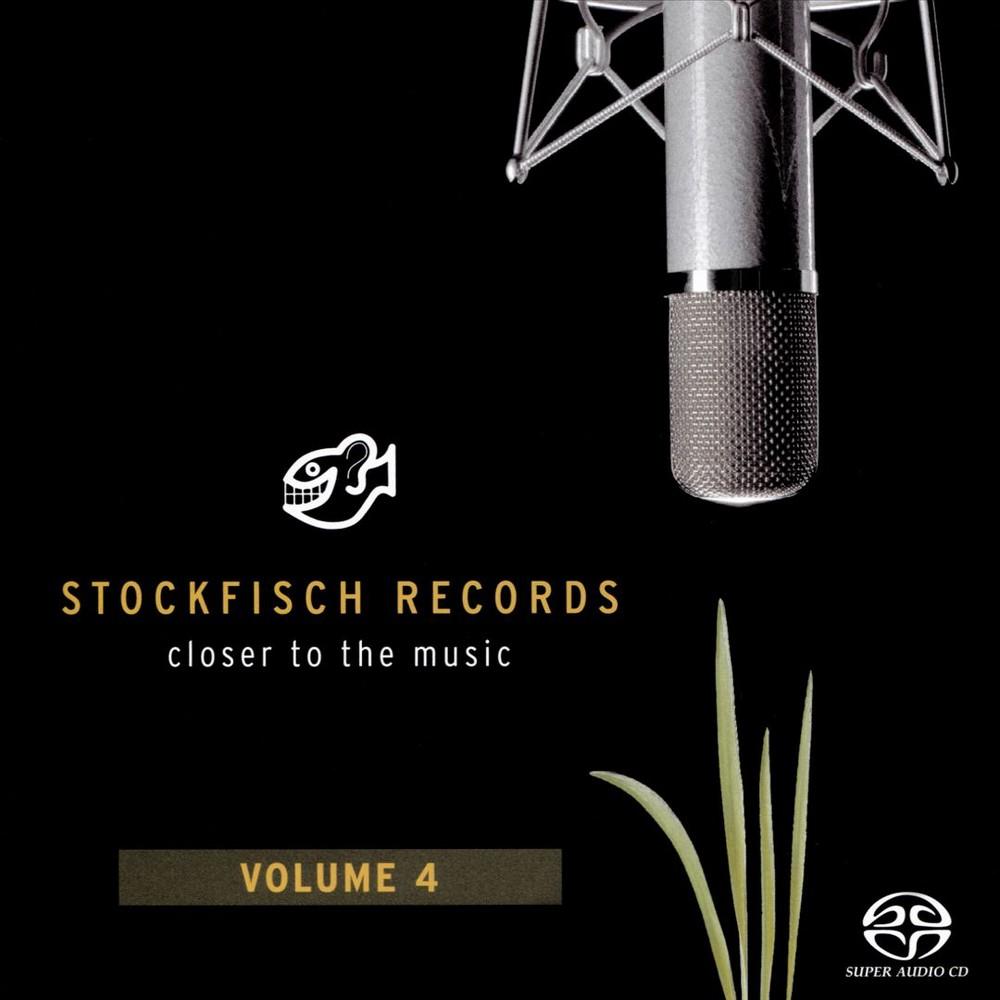 Various - Stockfisch records:Closer vol 4 (CD)