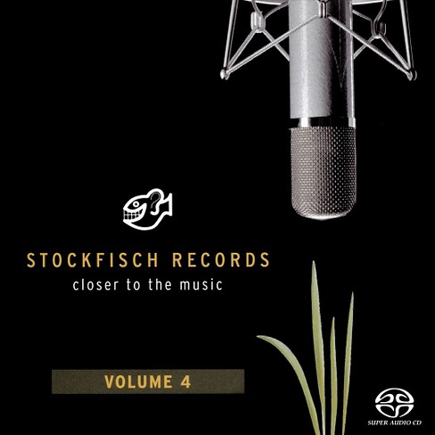 Various - Stockfisch records:Closer vol 4 (CD) - image 1 of 1