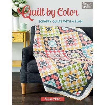 Quilt by Color - by Susan Ache (Paperback)