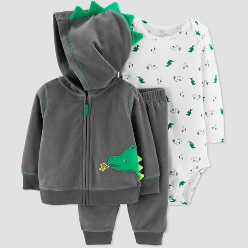 f2ebb44ad Baby Boys  3pc Dragon Cardigan Set - Just One You® Made By Carter s ...