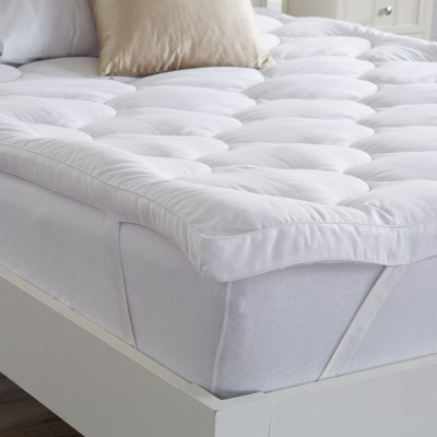 "Great Bay Home 2"" Ultra-Soft Hypoallergenic Mattress Topper"
