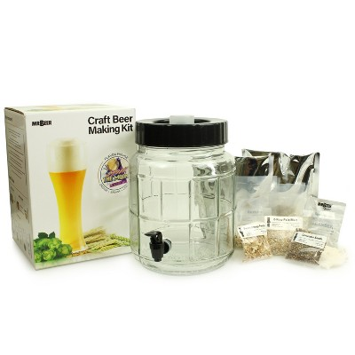 Mr. Beer Home Brewing Wheat Kit