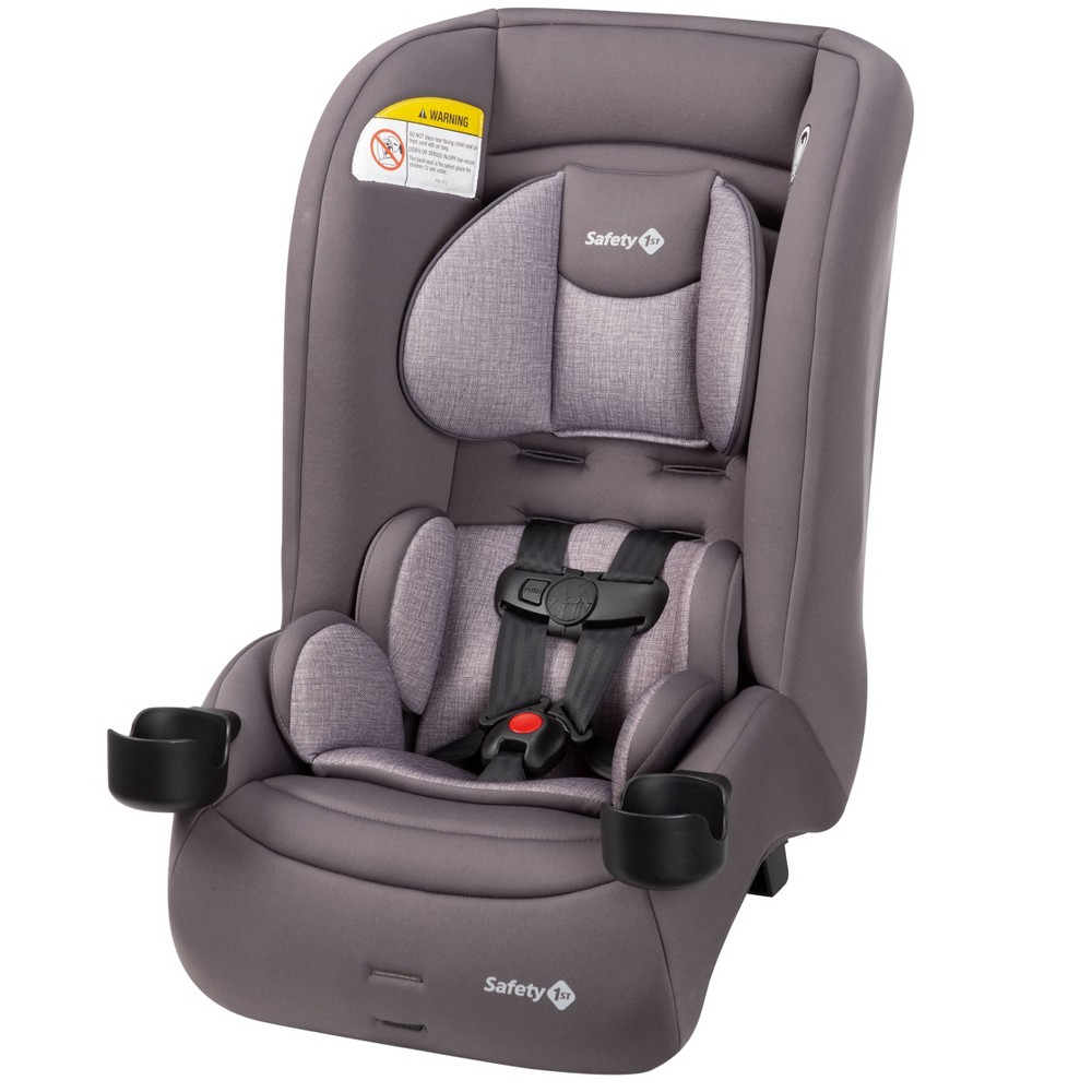 Image of Safety 1st Jive 2 In 1 Convertible Car Seat - Gray