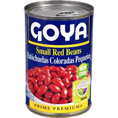 Goya Small Red Beans 15.5oz