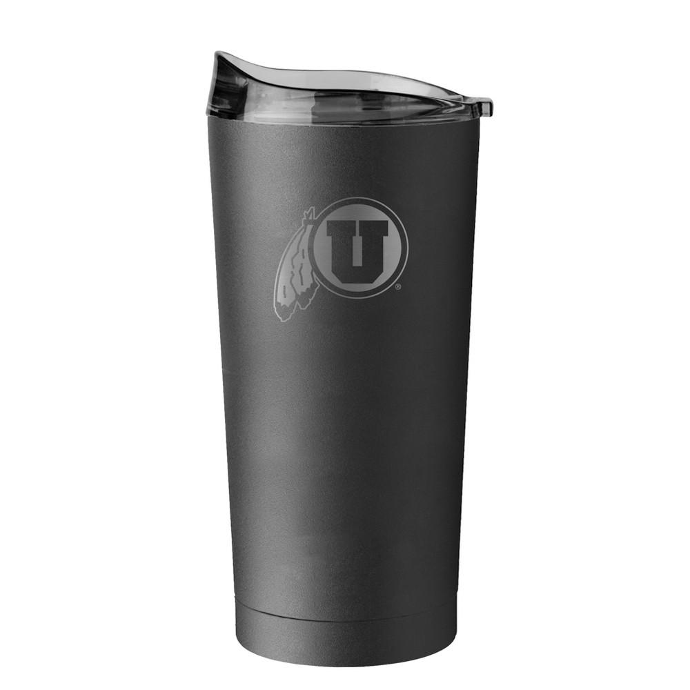 NCAA Utah Utes Matte Tumbler - 20oz