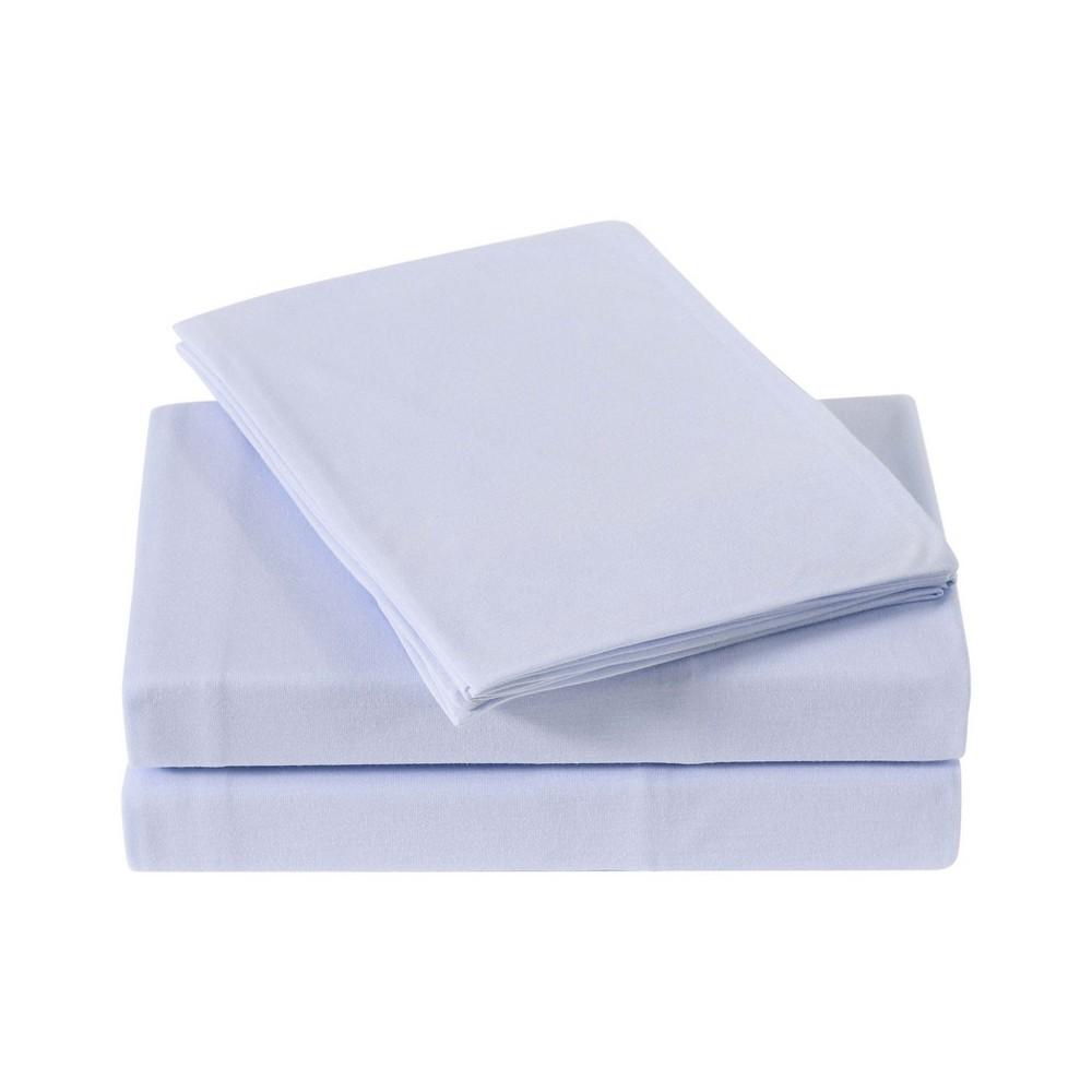 Image of Full Anytime Jersey Sheet Set Lavender - My World