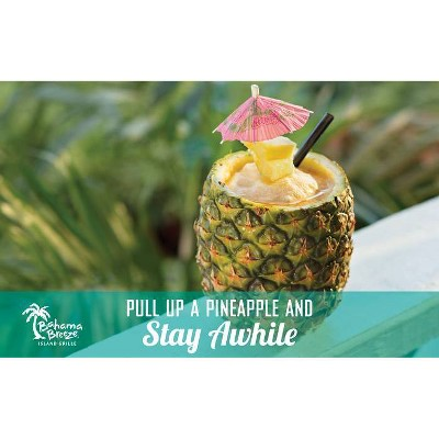 Bahama Breeze Gift Card (Email Delivery)
