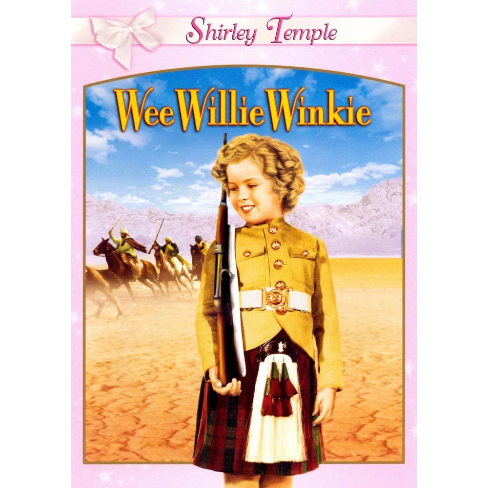 Wee Willie Winkie (Dvd), Movies