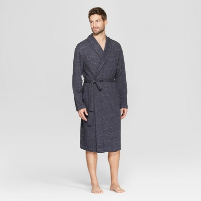 Men's Light Weight Robe - Goodfellow & Co™ Federal Blue L/XL