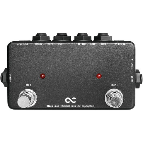One Control Black Loop 2-Channel Loop Switcher - image 1 of 4