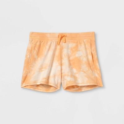 Girls' Lightweight Fleece Shorts - All in Motion™