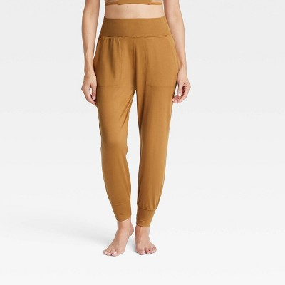 """Women's High-Rise Yoga Tapered Joggers 26"""" - All in Motion™"""