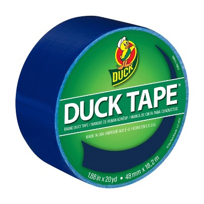 "Duck 1.88"" x 20yd Duct Industrial Tape Blue"