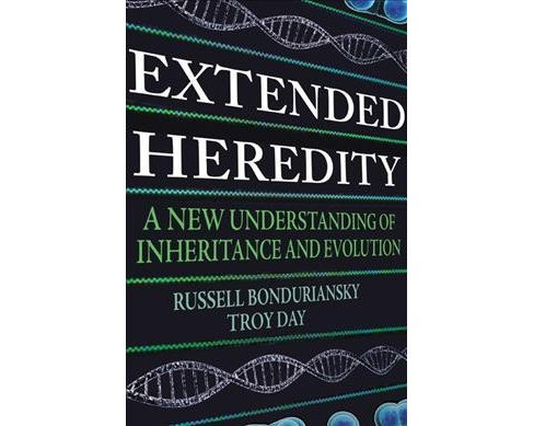 Extended Heredity : A New Understanding of Inheritance and Evolution -  (Hardcover) - image 1 of 1