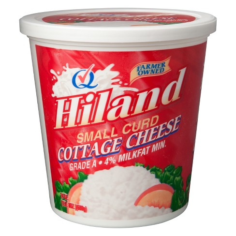 Hiland Small Curd Cottage Cheese - 24oz - image 1 of 1