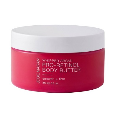 JOSIE MARAN Whipped Argan Pro-Retinol Body Butter - 8 fl oz - Ulta Beauty