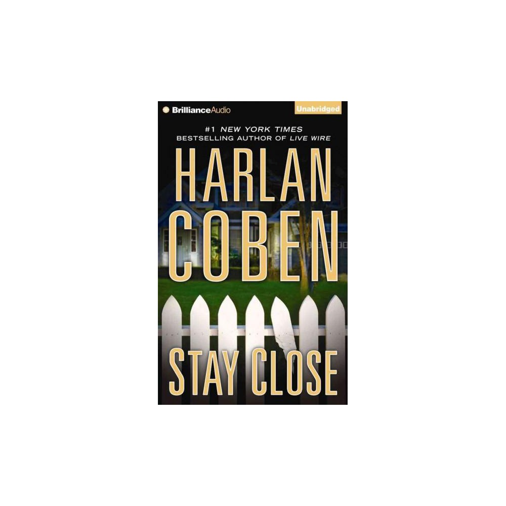 Stay Close (Abridged) (CD/Spoken Word) (Harlan Coben)