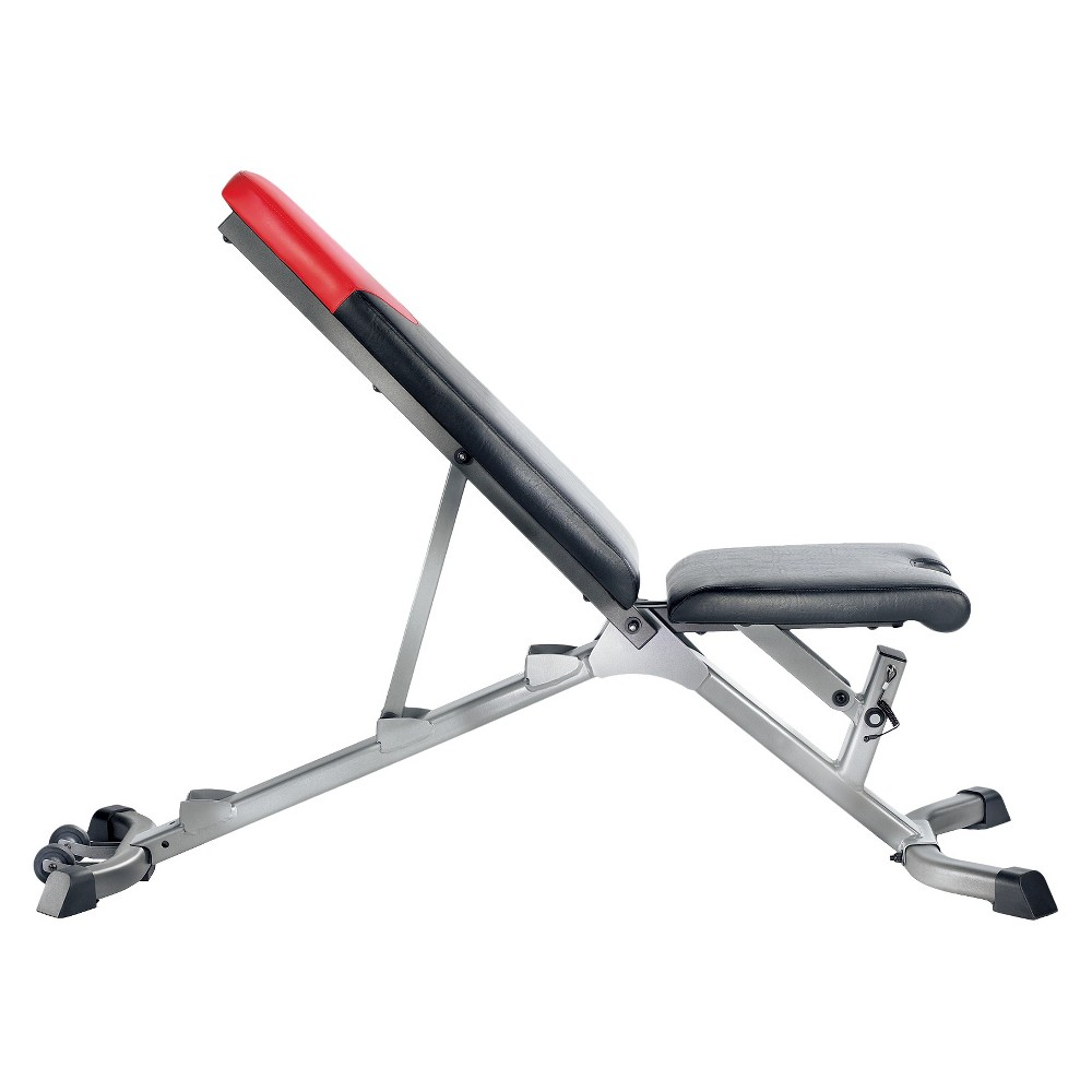Bowflex 3.1 Bench, Black, Weight Benches