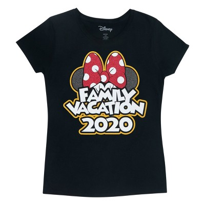 "Women's Minnie ""Family Vacation 2020"" T-Shirt (Juniors') - Disney ™"