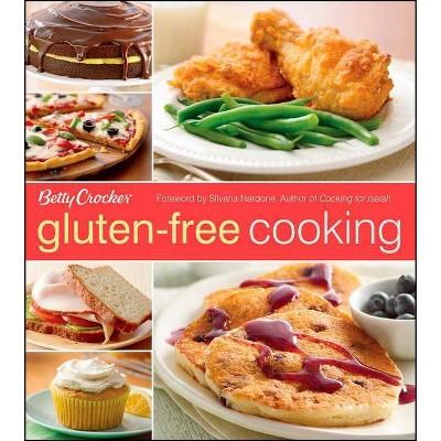 Betty Crocker Gluten-Free Cooking - (Betty Crocker Cooking) (Paperback)