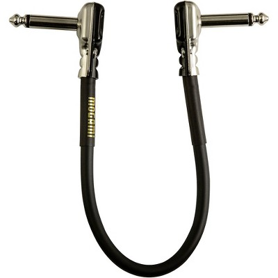 Mogami Gold Instrument Pancake Patch Cable