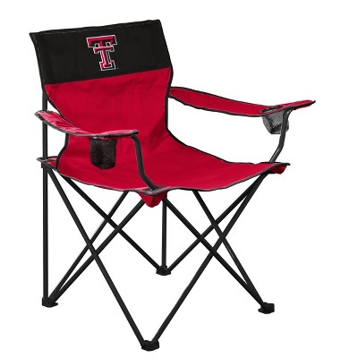 NCAA Texas Tech Red Raiders Big Boy Outdoor Portable Chair