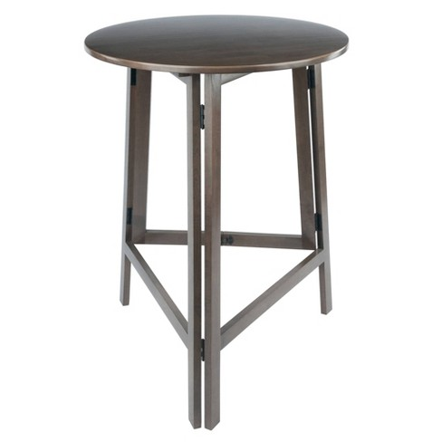 Torrance High Round Bar Height Table, High Round Tables