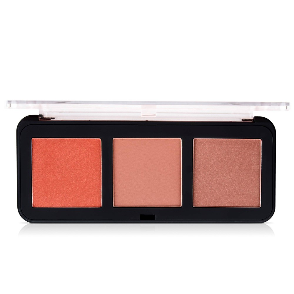 Image of The Crème Shop Cheekmate Palette Powder Blush Palette King