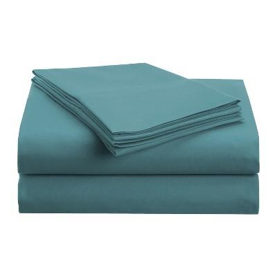 Lightweight Stripe Microfiber Wrinkle-Resistant Deep Pocket Sheet Set - Blue Nile Mills