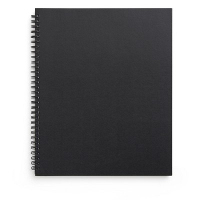 TRU RED Large Soft Cover Project Planner Notebook Blk TR54986