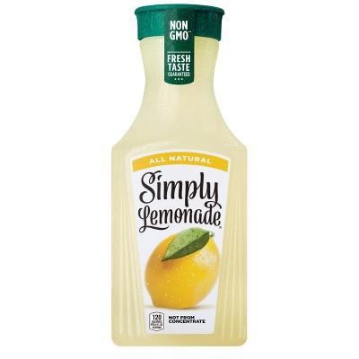 Simply Lemonade - 52 fl oz