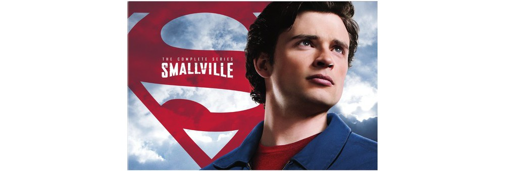 Warner Brothers Smallville:Complete Series (Dvd)