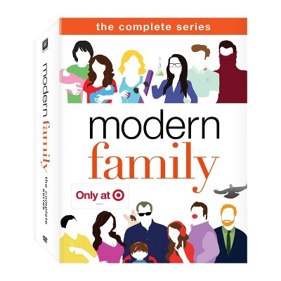 Modern Family: The Complete Series (DVD)