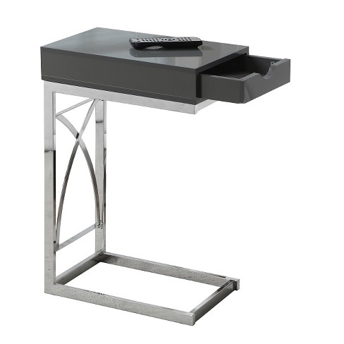 Accent Table with Drawer - Gray - EveryRoom - image 1 of 2