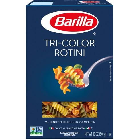 Barilla Tri-Color Rotini - 12oz - image 1 of 4