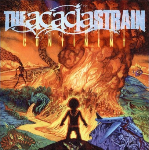 Acacia strain - Continent (CD) - image 1 of 2