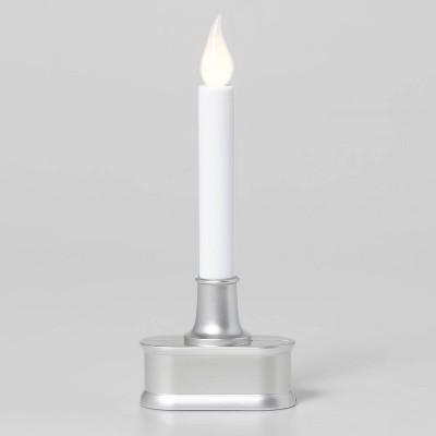 Brushed Silver Candolier with Warm White LED - Wondershop™