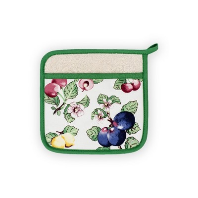"""Villeroy & Boch - French Garden Kitchen Pot Holder - 8"""" x 9"""""""