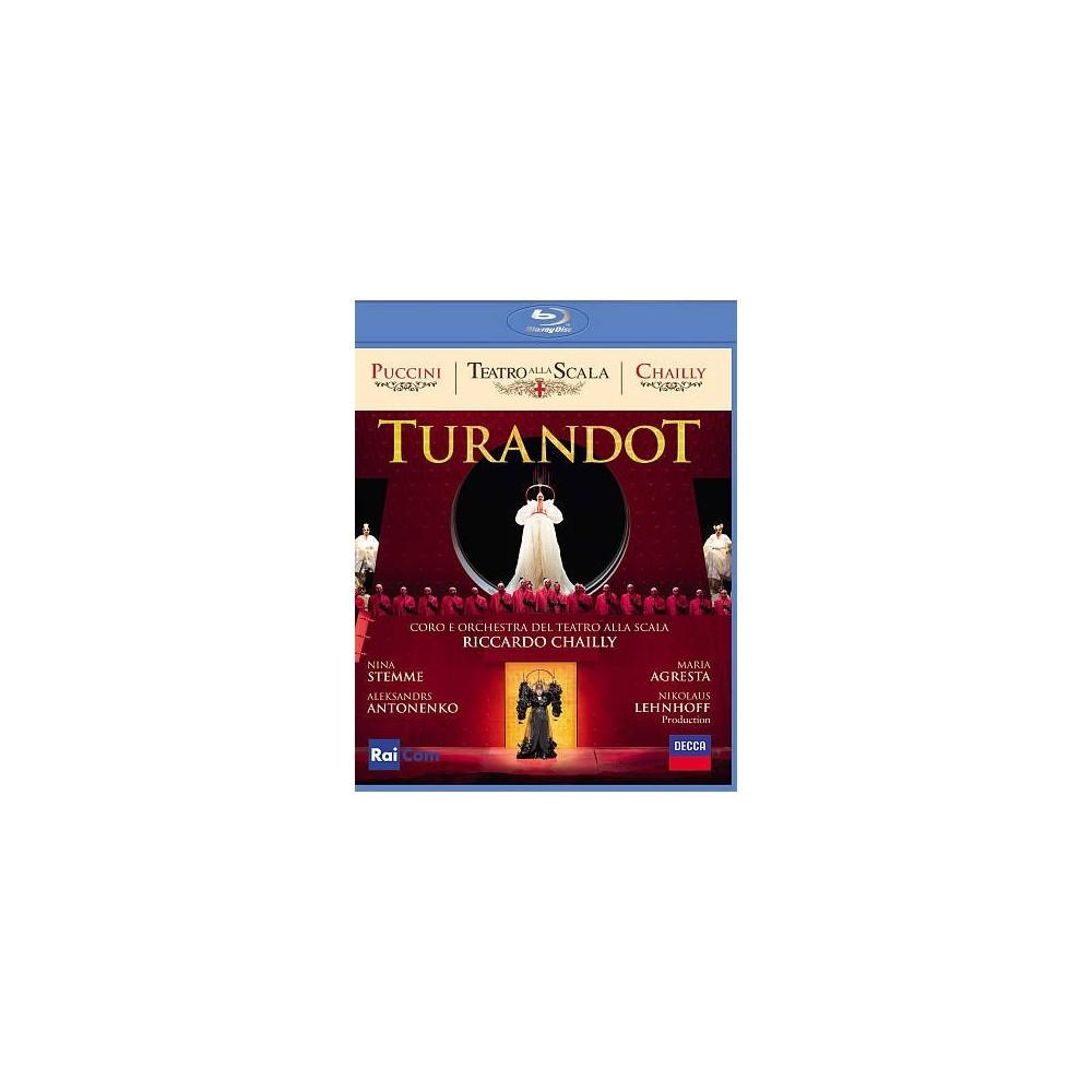 Puccini:Turandot (Blu-ray)