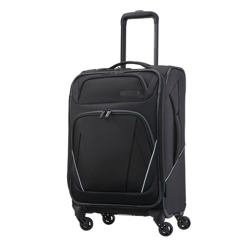 "American Tourister 20"" Superset Suitcase - Black - image 1 of 4"